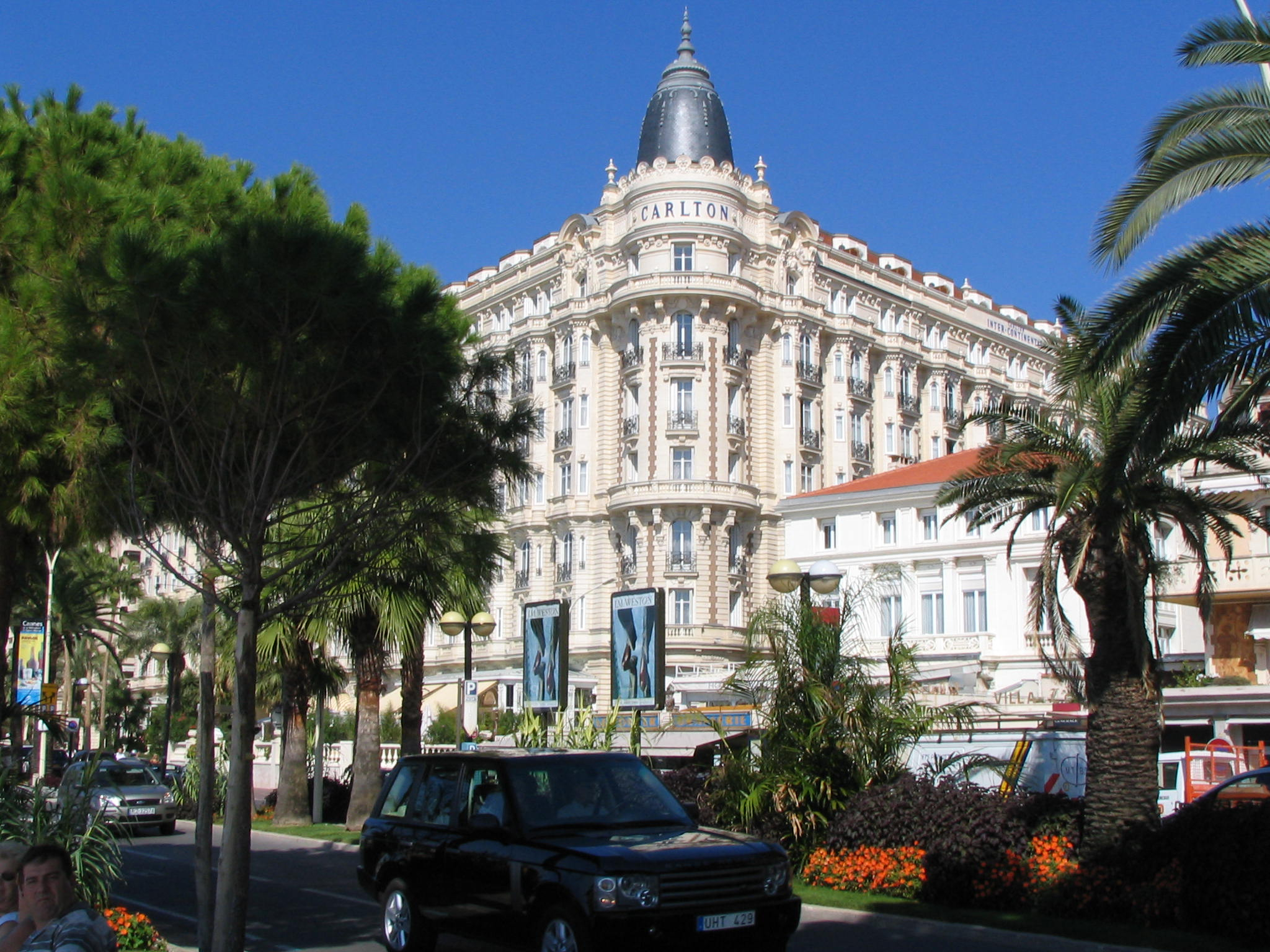 Palace Hotel Cannes
