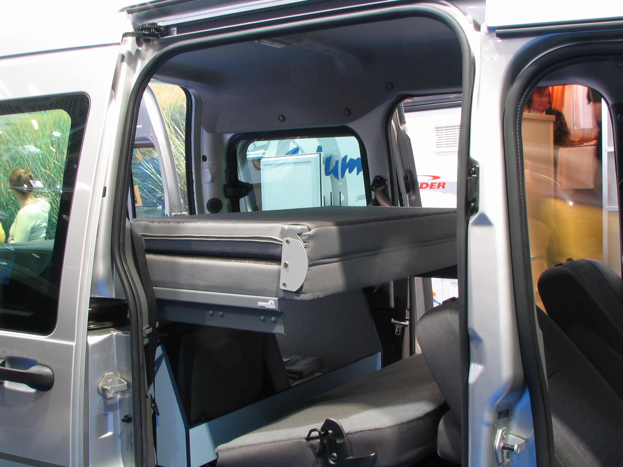 ford transit connect camper - Ford Transit Connect Interior Camper