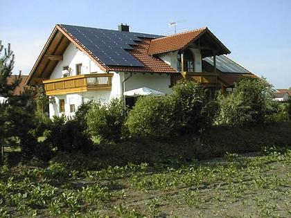 Photovoltaic: about 555 kms per square meter and year In Central Europe a square meters with 100 watts peak is good for about 100 kWh per year. Enough to bring the Peugeot 106 Electric 555 kms away.