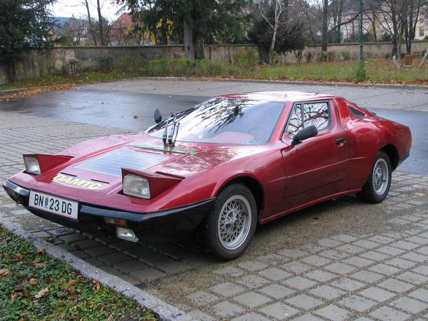Ledl AS Electro Ledl stood in the 80s for hope for a cheap sports car. In 1990 a Ledl was bought without engine from the Braunsteiner battery construction for the rebuilding to an electric car.