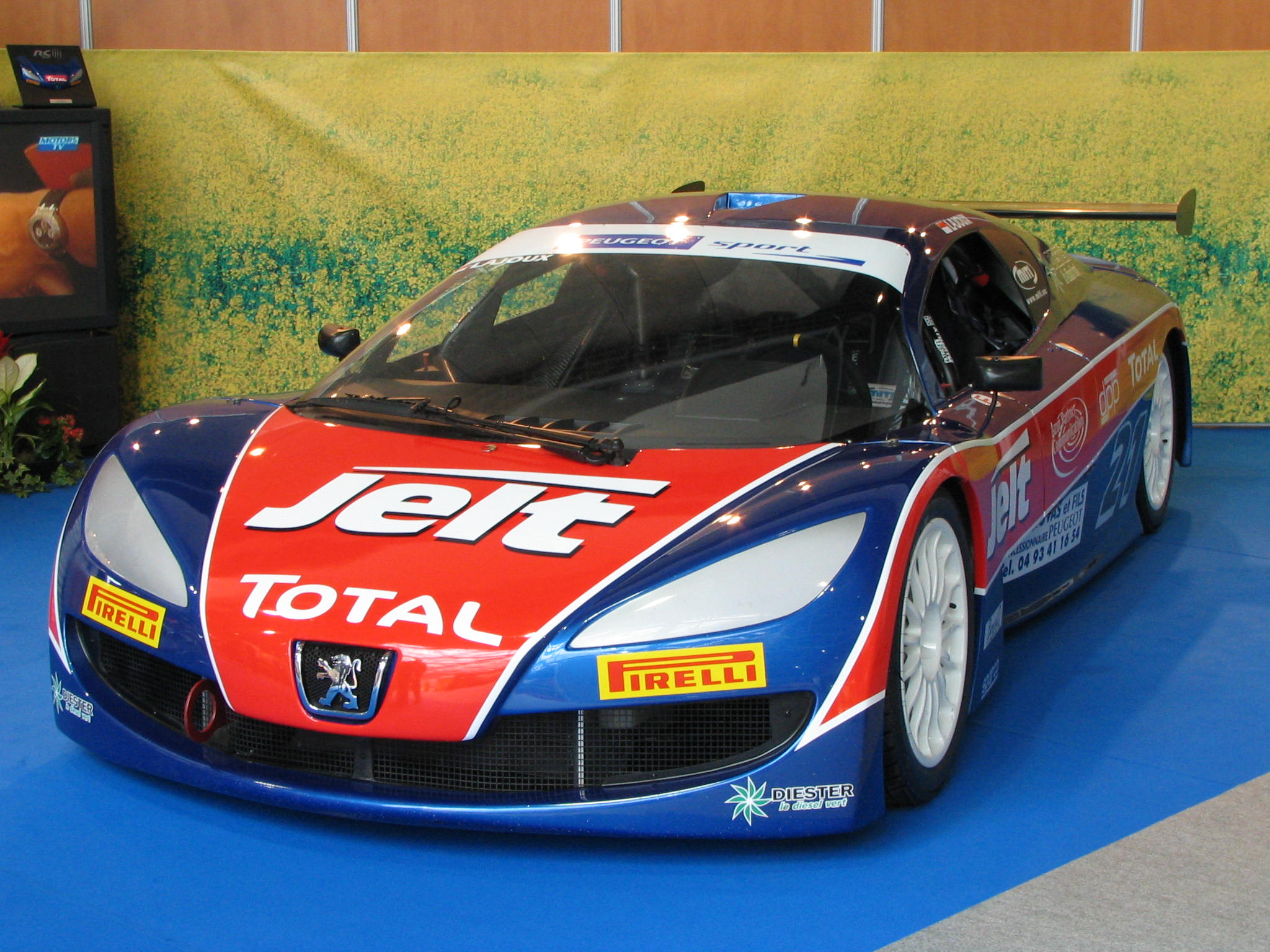 Fair Deal Auto >> Racing car with biodiesel