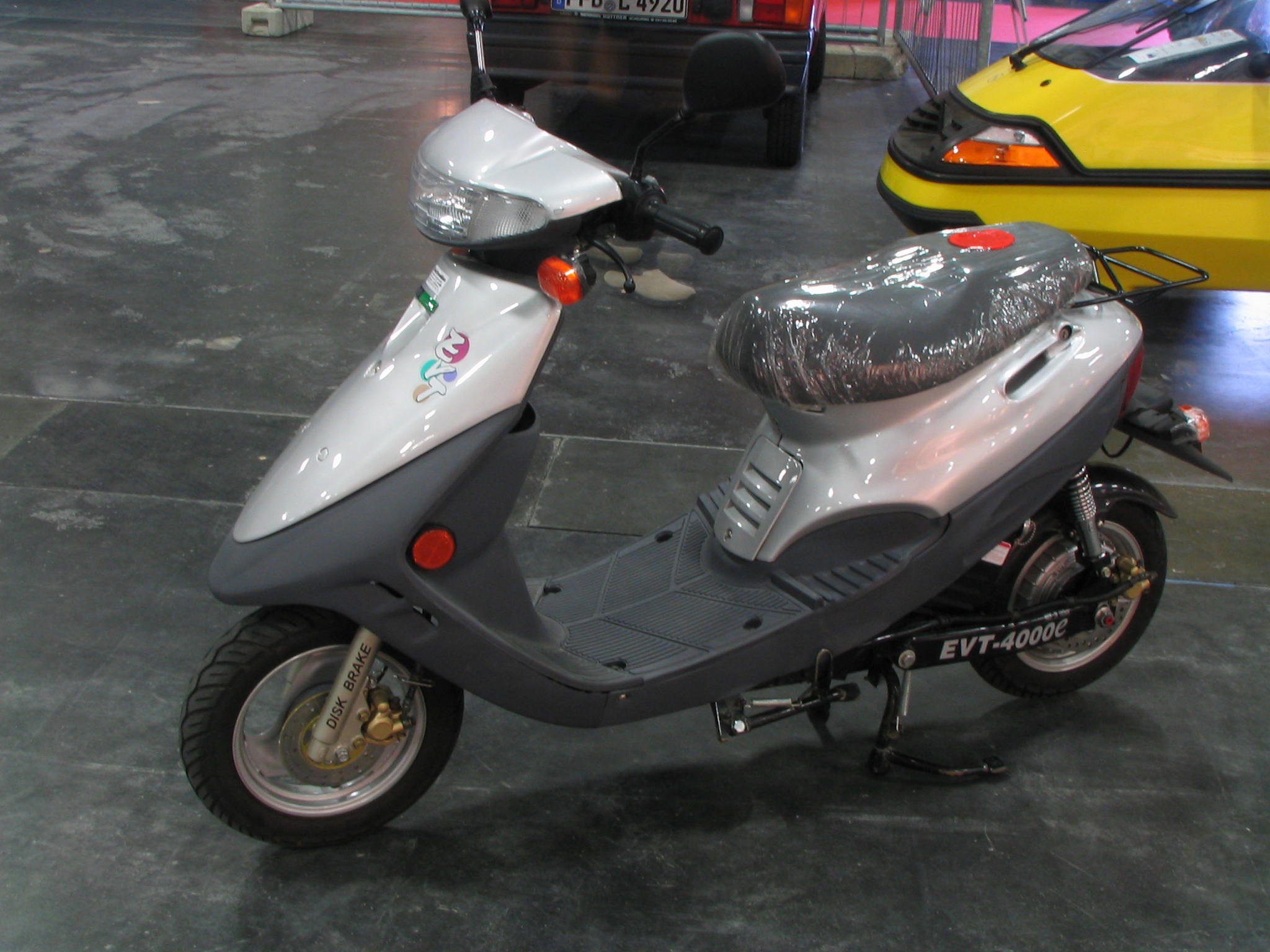 Electric Scooter Evt 4000