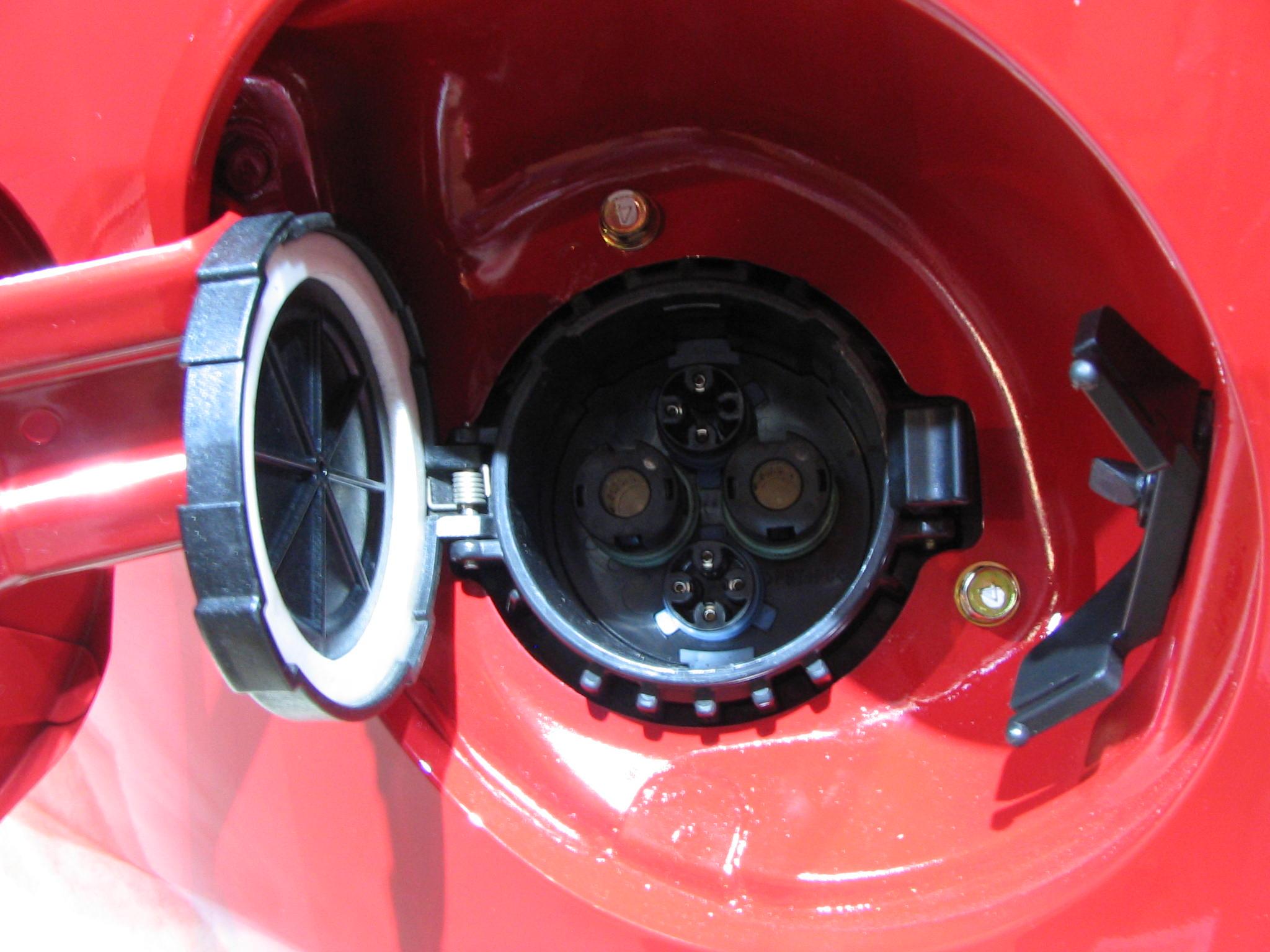 50 kW Steckdose