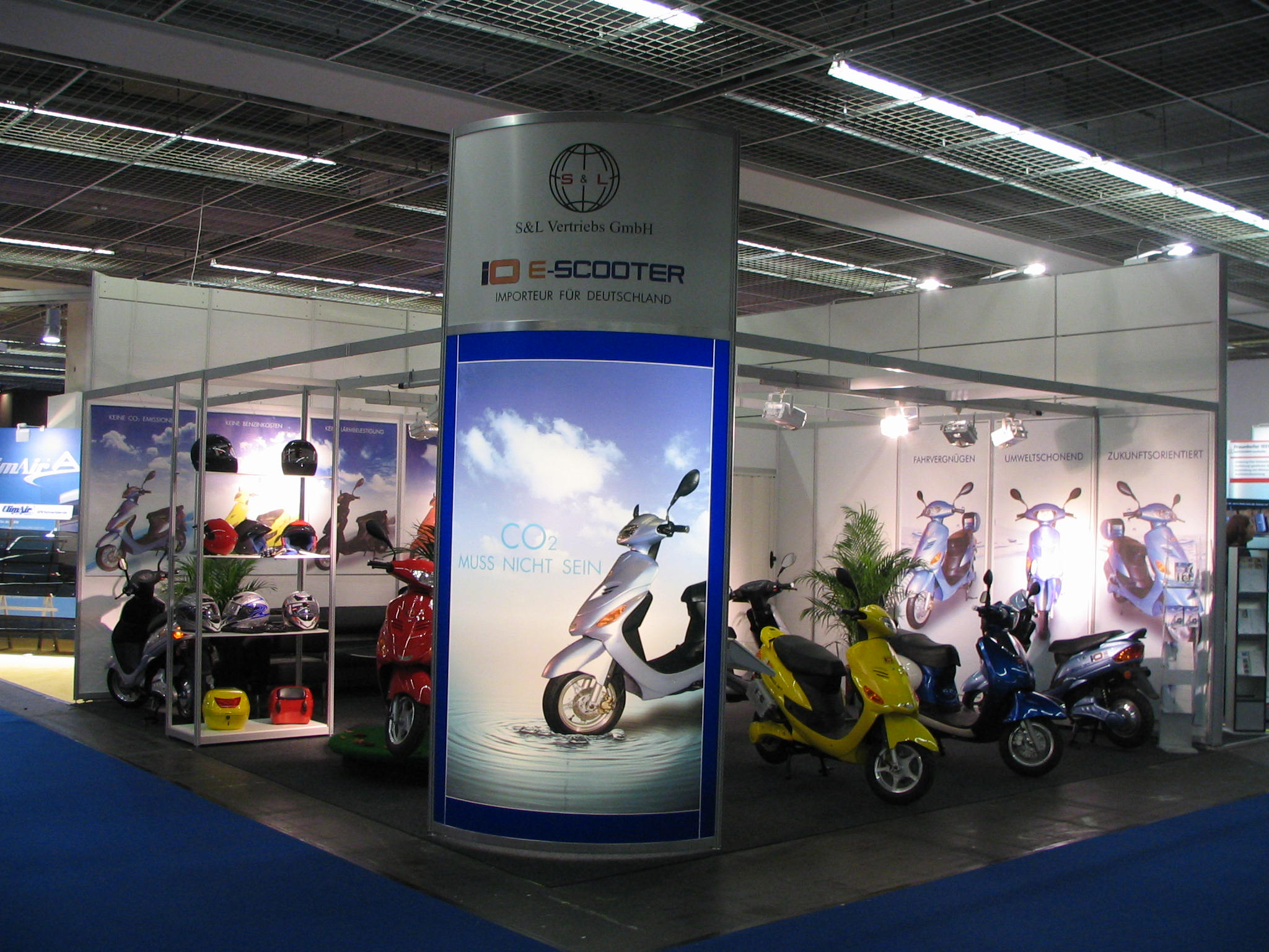 IO Scooter Germany