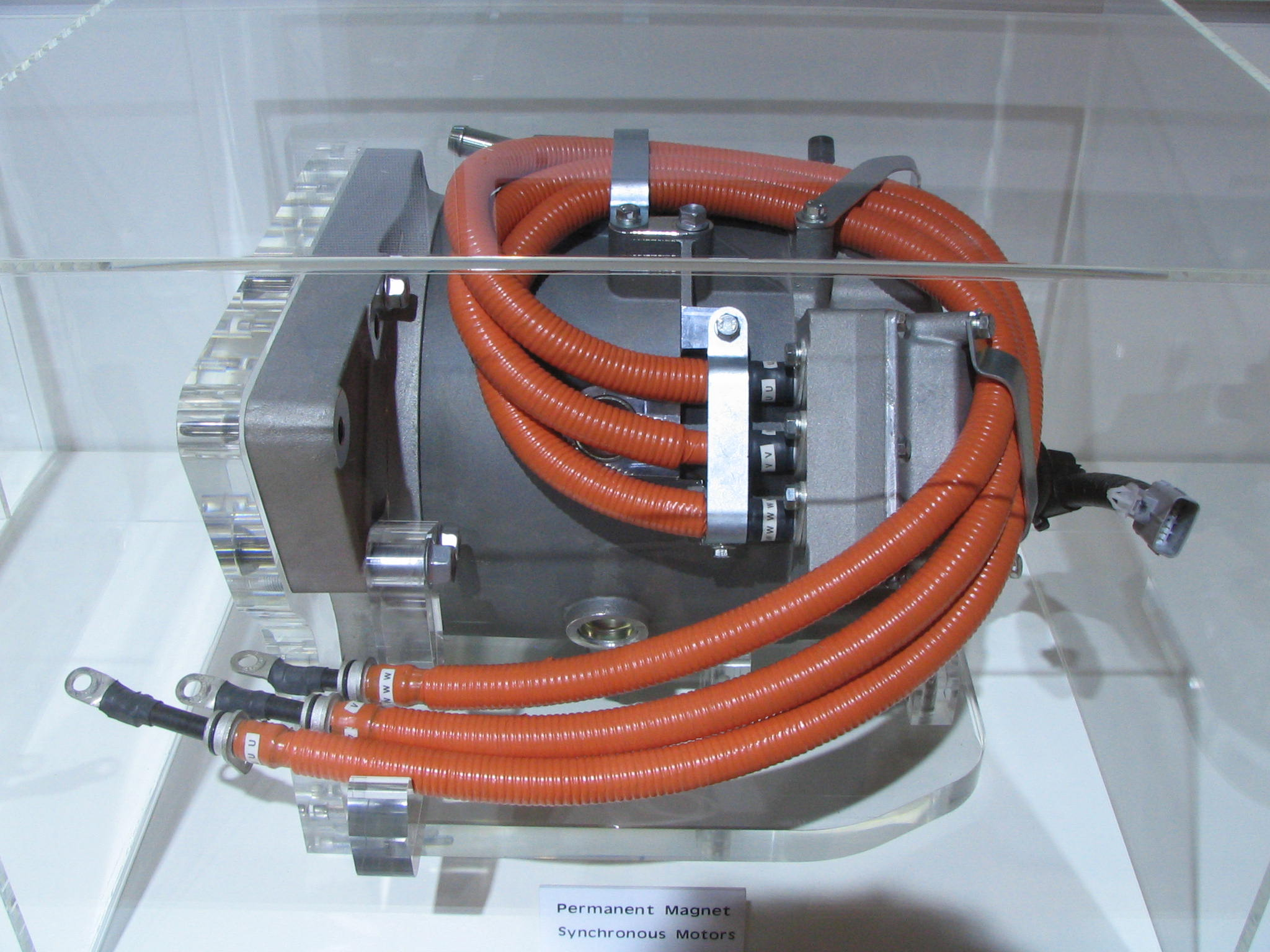 Permanent magnet synchronous motor for What is a permanent magnet motor