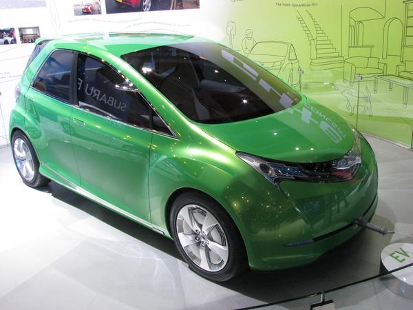 Subaru G4e electric car 200 km range should this concept car have. Here disturbs only the name concept car. Where to order such a car? When to drive such a car?