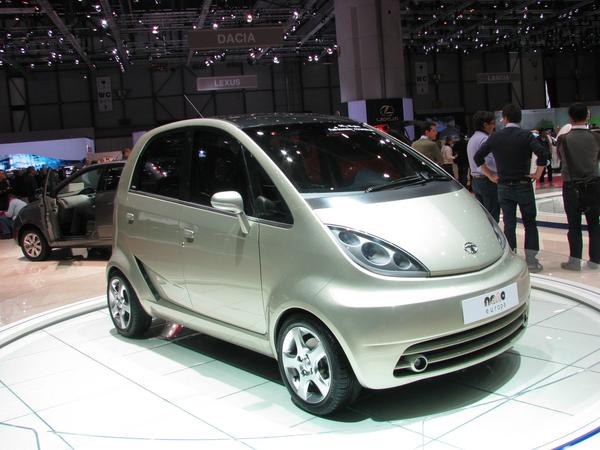 Tata Nano Europe Wo thought In