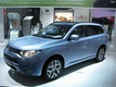 Mitsubishi Outlander - the family Plug-in Hybrid